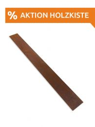 Aktion Holzkiste Multi-Edge ADVANCE Corthenstahl