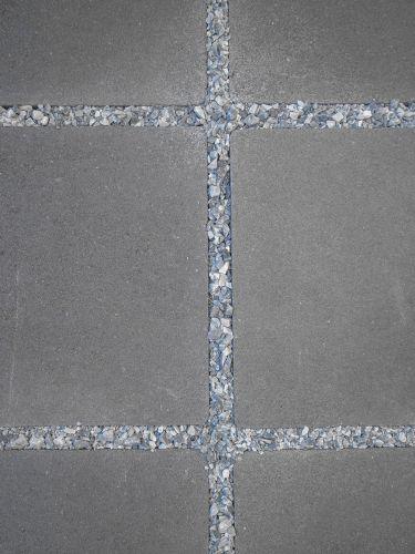 Fugensplitt Grau 0 - 5mm verlegt