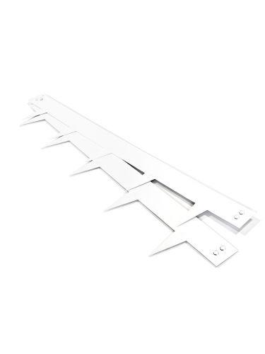 Multi-Edge Rasenkante Weiß